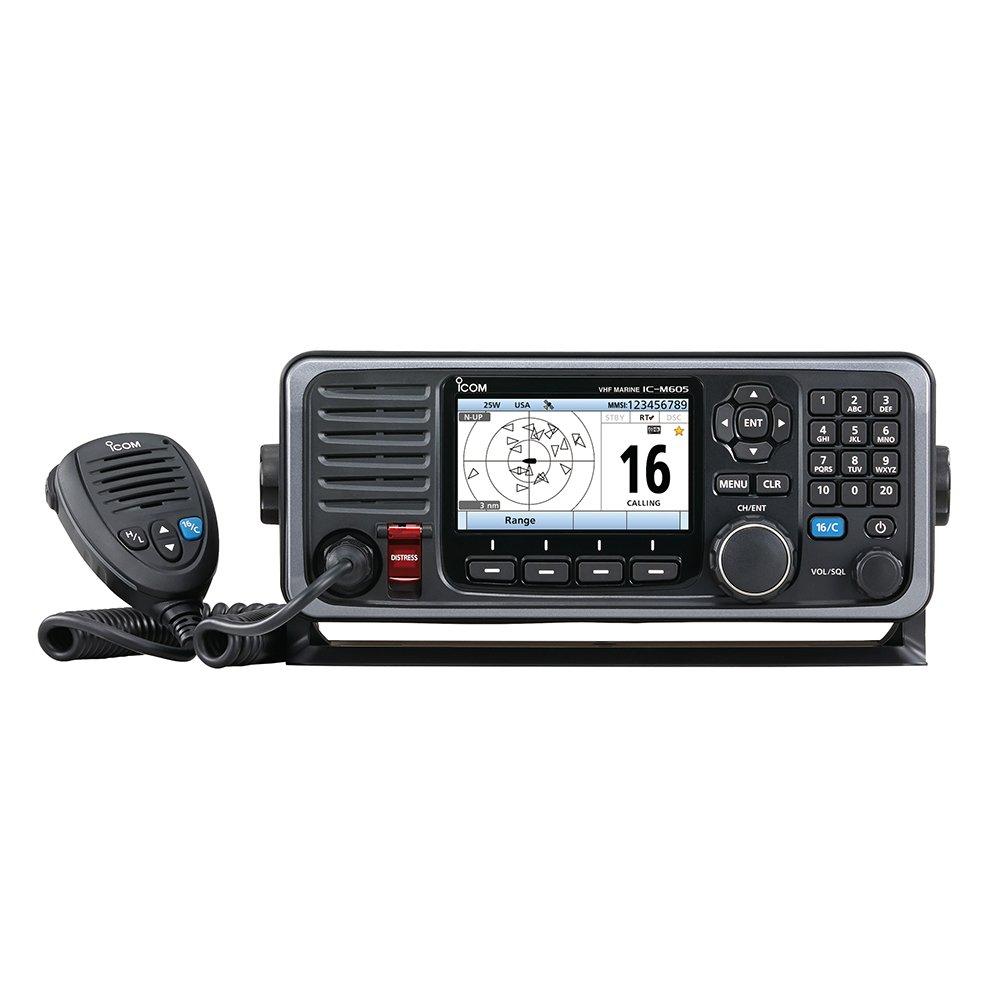 ICOM M605 11 Fixed Mount VHF Radio