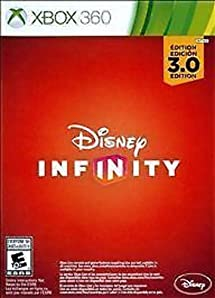 amazon com disney infinity 3 0 xbox 360 standalone game disc only