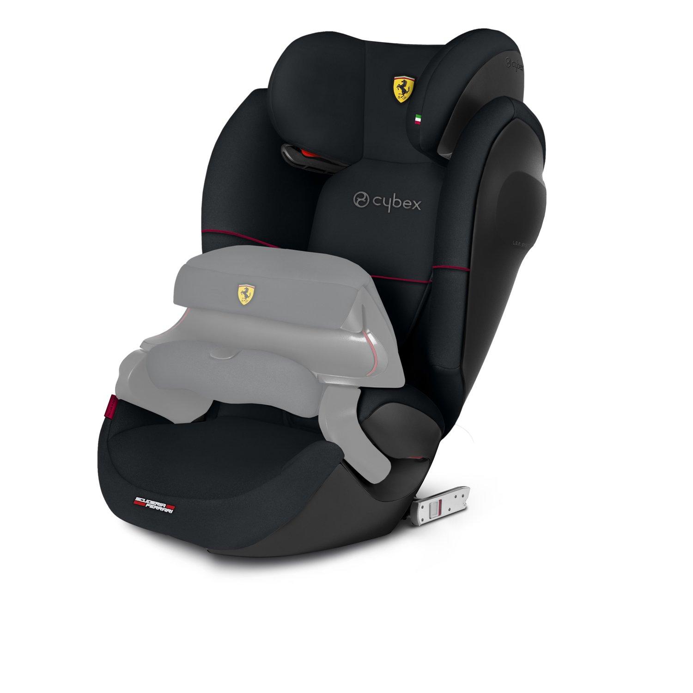 para coches con y sin ISOFIX desde los 9 meses hasta los 12 a/ños aprox.Rumba Red Silla de coche grupo 1//2//3 Pallas M-Fix SL 9-36 kg Cybex silla de coche 2 en 1 para ni/ños