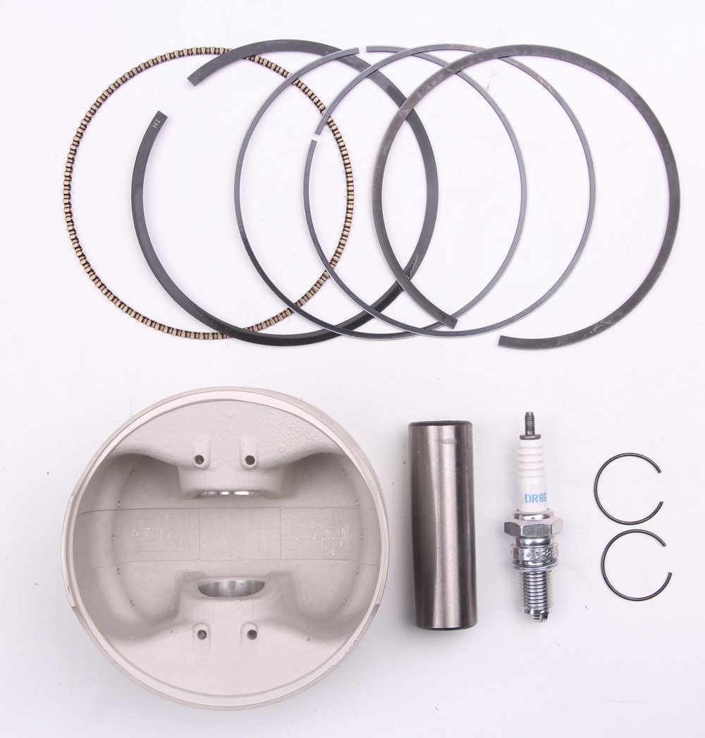 New Piston Kit Spark Plug For UTV700 Hisun MSU700 Massimo Coleman UTV 700cc102mm