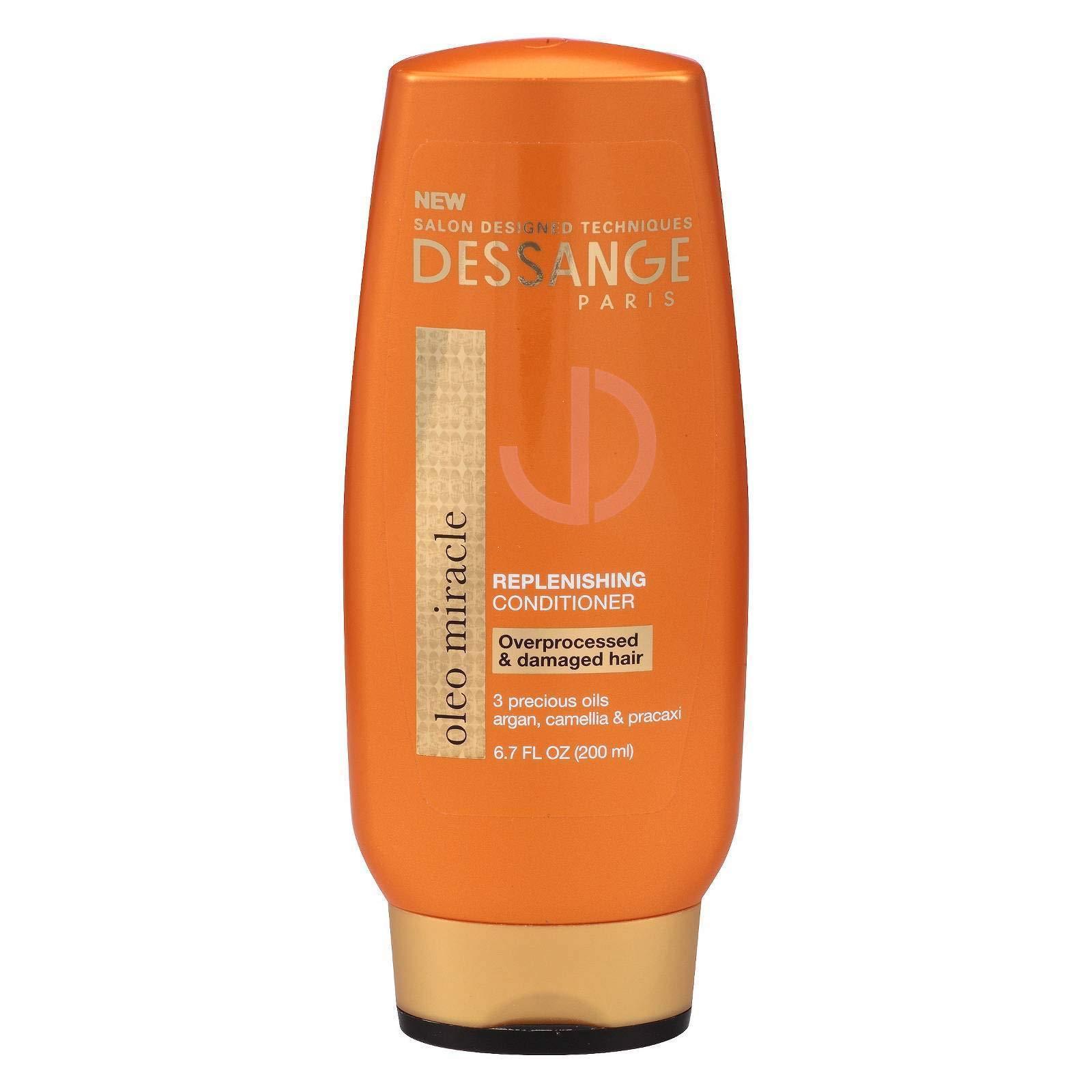 Dessange Paris Oleo Miracle Replenishing Conditioner- 6.7 Oz