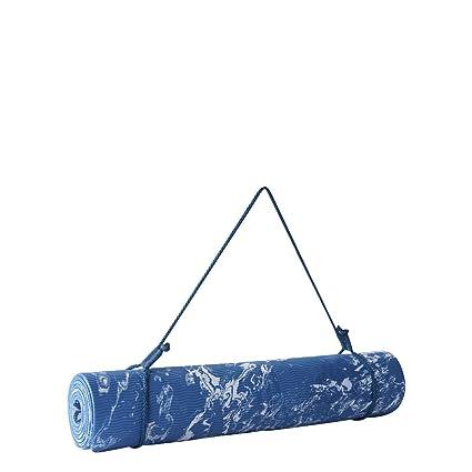 adidas Mat Camo Tapete de Yoga, Mujer, Azul Azusen/Azubas ...
