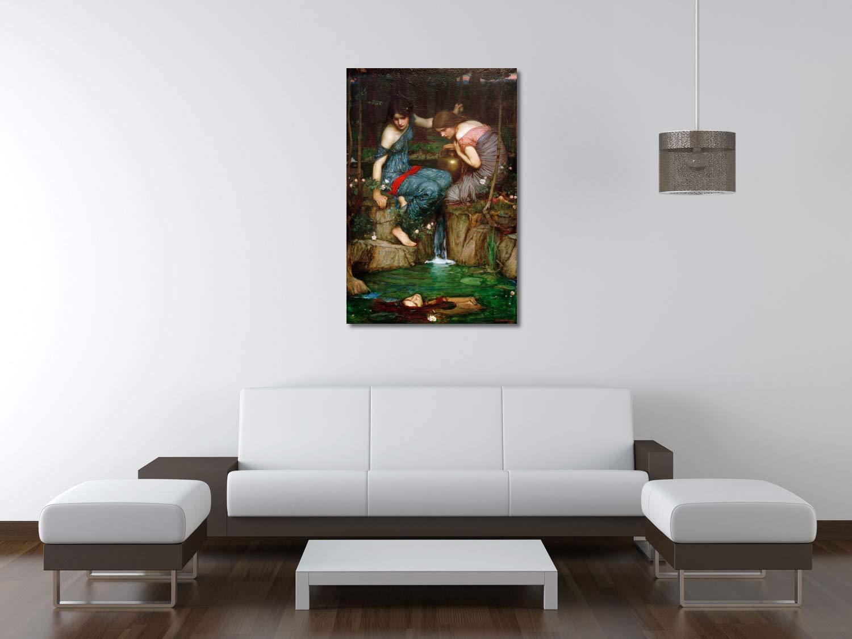 weewado John William Waterhouse - Ninfas - Orfeo - 50x75 cm ...