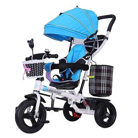 Cochecito de bebé Multifuncional Trike Bike Carro Infantil con ...