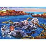 Cobble Hill Otter Nap (Tray Puzzle)