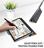 Galaxy Tab S4 10.5 Case, Poetic Lumos X Flexible