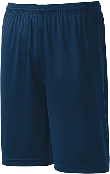 XL Sport-Tek Youth PosiCharge Competitor Short YST355 Sports 9 inch inseam XS