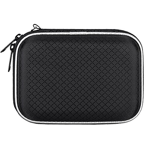Lacdo EVA Shockproof Carrying Case for Western Digital My Passport Studio Ultra Slim Essential WD Elements SE Portable USB 3.0 Portable 2.5 inch External Hard Drive Travel Case Storage Bag, Large Size Photo #9