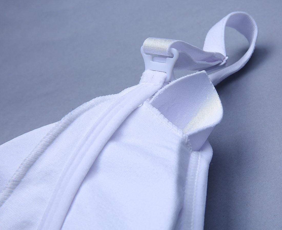 Szolno Plus Size Camisole Comfortable Bouncy Breastfeeding V-Neck Vest