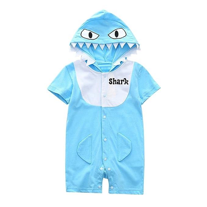 Amazon.com: Lurryly - Mono para bebé, diseño de animales ...