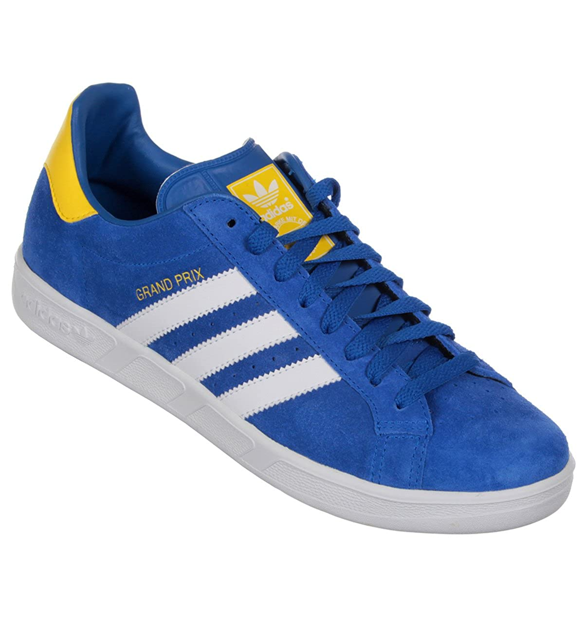 new arrivals 4565e 47578 Adidas Originals Grand Prix Classic Daily Suede Trainers Mens (UK 10.5 (  EUR 45) Amazon.co.uk Shoes  Bags