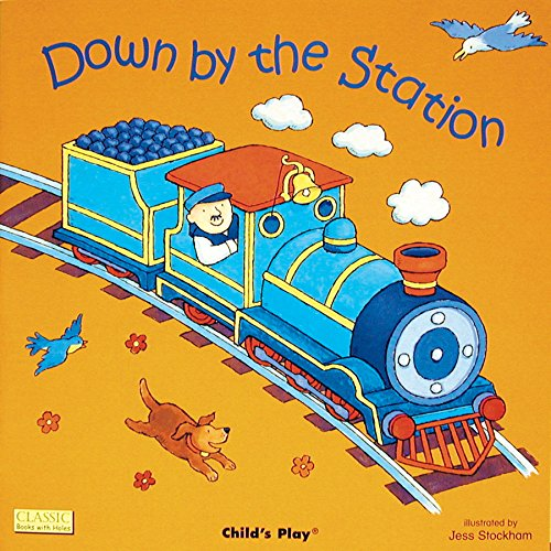 (Down by the Station (Die Cut)