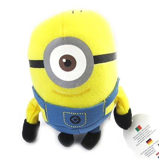 Felpa diseño Minions1 ojo (14 cm).: Amazon.es: Hogar