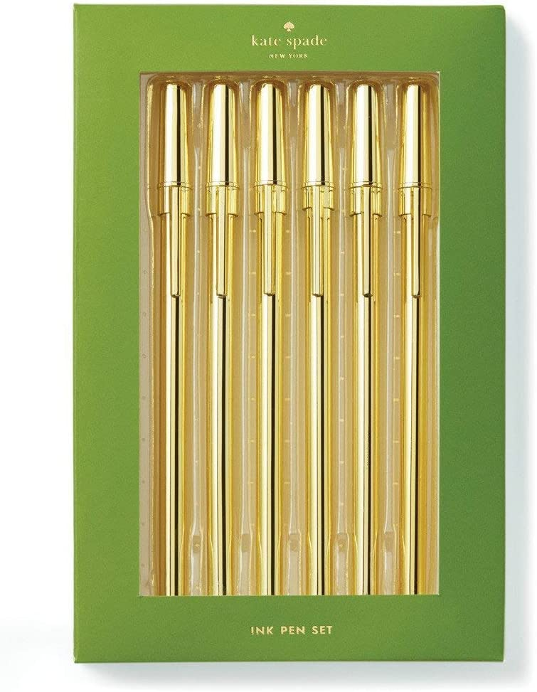 kate spade new york Pen Set - Strike Gold