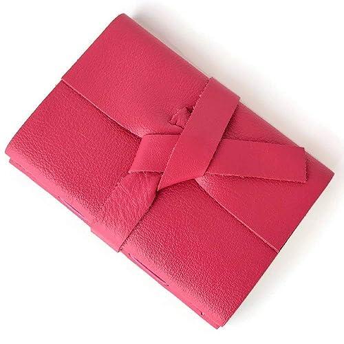 Amazon.com  4x6 Pink Leather Journal b5a5c1d4e