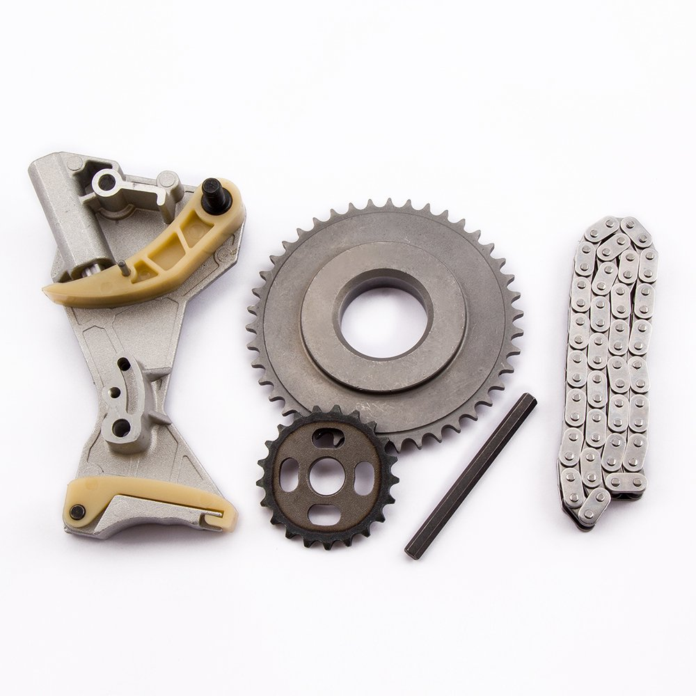 maXpeedingrods 03G115230 3G105173 Oil Pump Chain kit Crank Sprocket