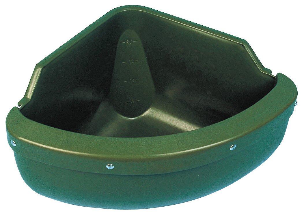 KERBL Futtertrog Eckmodell Kunststoff 32592
