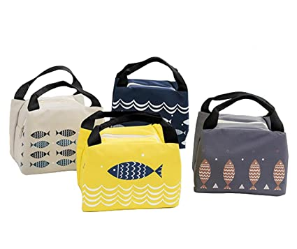 Portable Lunch Repas IsothermeSac Bag Vlunt Sacs Fraîcheur Femme Déjeuner À Petit Mode TJu51lKcF3