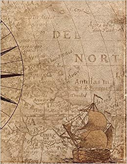 Descargar Libro Patria Navigation Notebook Large Size 8.5 X 11 Ruled 150 Pages Softcover Falco Epub