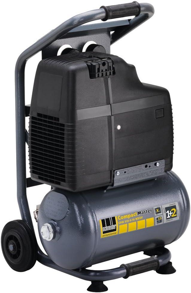 Schneider A211001 Kompressor Compactmaster Cpm210 8 10wxof Baumarkt
