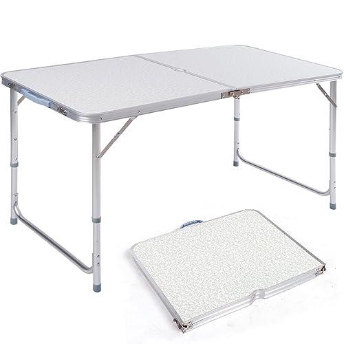 Tavolo regolabile in altezza - Tavolo pieghevole a valigia ...