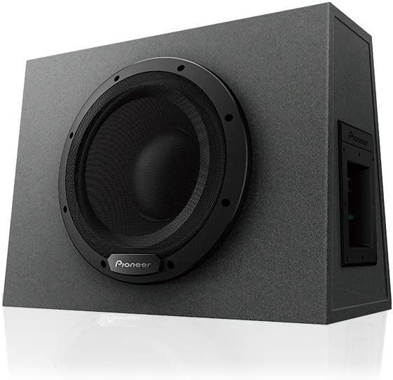 """Pioneer TS-WX1010A 10"""" Sealed enclosure active subwoofer with built-in on"""