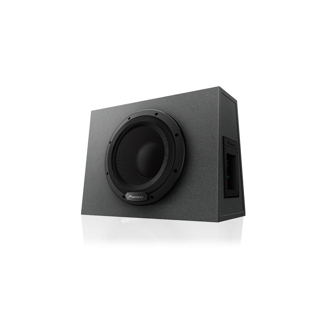 Pioneer TS-WX1010A 10'' Sealed enclosure active subwoofer with built-in amplifier by PIONEER