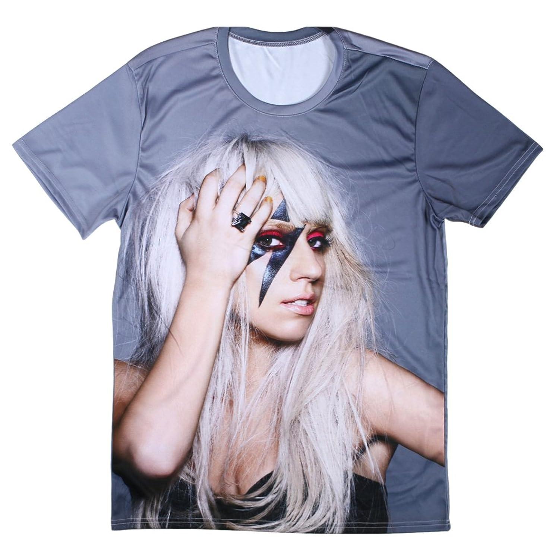 Men's T-shirts LADYGAGA Crazy Fashion Tees