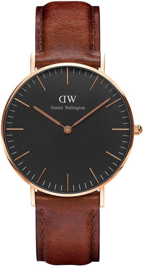 ejemplo de reloj para hombre daniel wellington