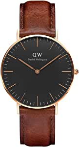 Classic Black St Mawes Watch