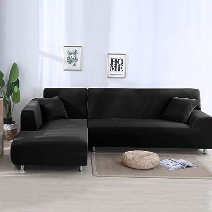 Admirable Pandahug Sofa Cover L Shape Sofa Slipcover Pet Protector Anti Slip Stain Resistant Machine Washable Furniture Protector Modern Corner Sofa Covers Interior Design Ideas Gresisoteloinfo