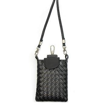 ed4792c5bf sac à main bandoulière pour téléphone portable cuir PU bourse pochette  épaule