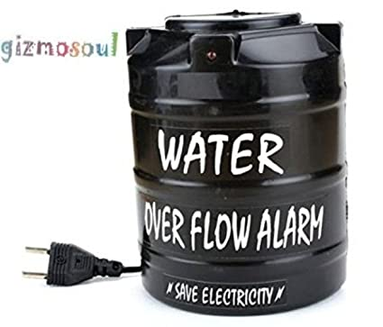 gizmosoul � Water Over Flow Tank Alarm with Voice Sound Overflow