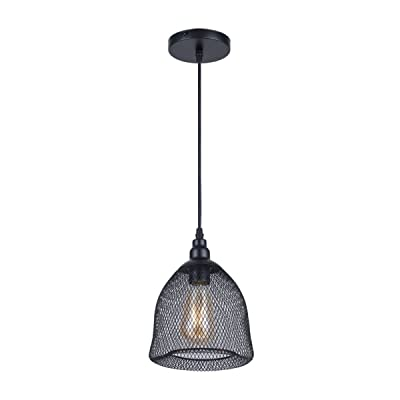 Floodoor Vintage Industrielle Suspension Luminaire Sans Ampoule