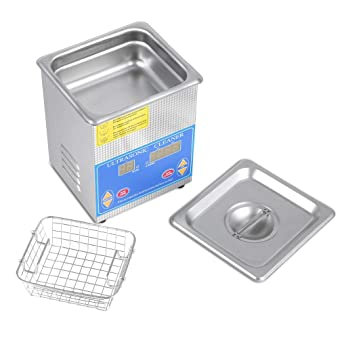 Amazon com: 4 5L Professional Ultrasonic Cleaner with Timer Digital