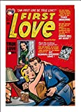 First Love No.181950's Rare Cover-Proofs ONLY