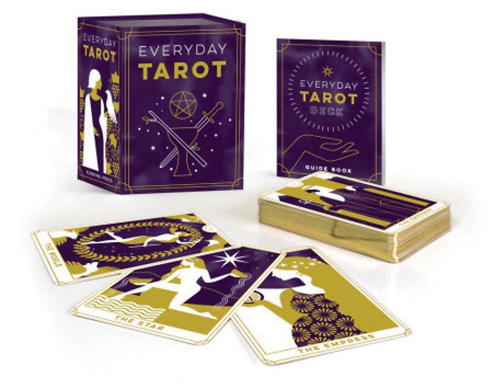 Everyday Tarot Mini Tarot Deck (RP Minis): Esselmont, Brigit, Grosch,  Eleanor: 9780762492794: Amazon.com: Books