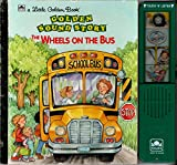 img - for Wheels on the Bus (A Golden Sight and Sound Book) book / textbook / text book