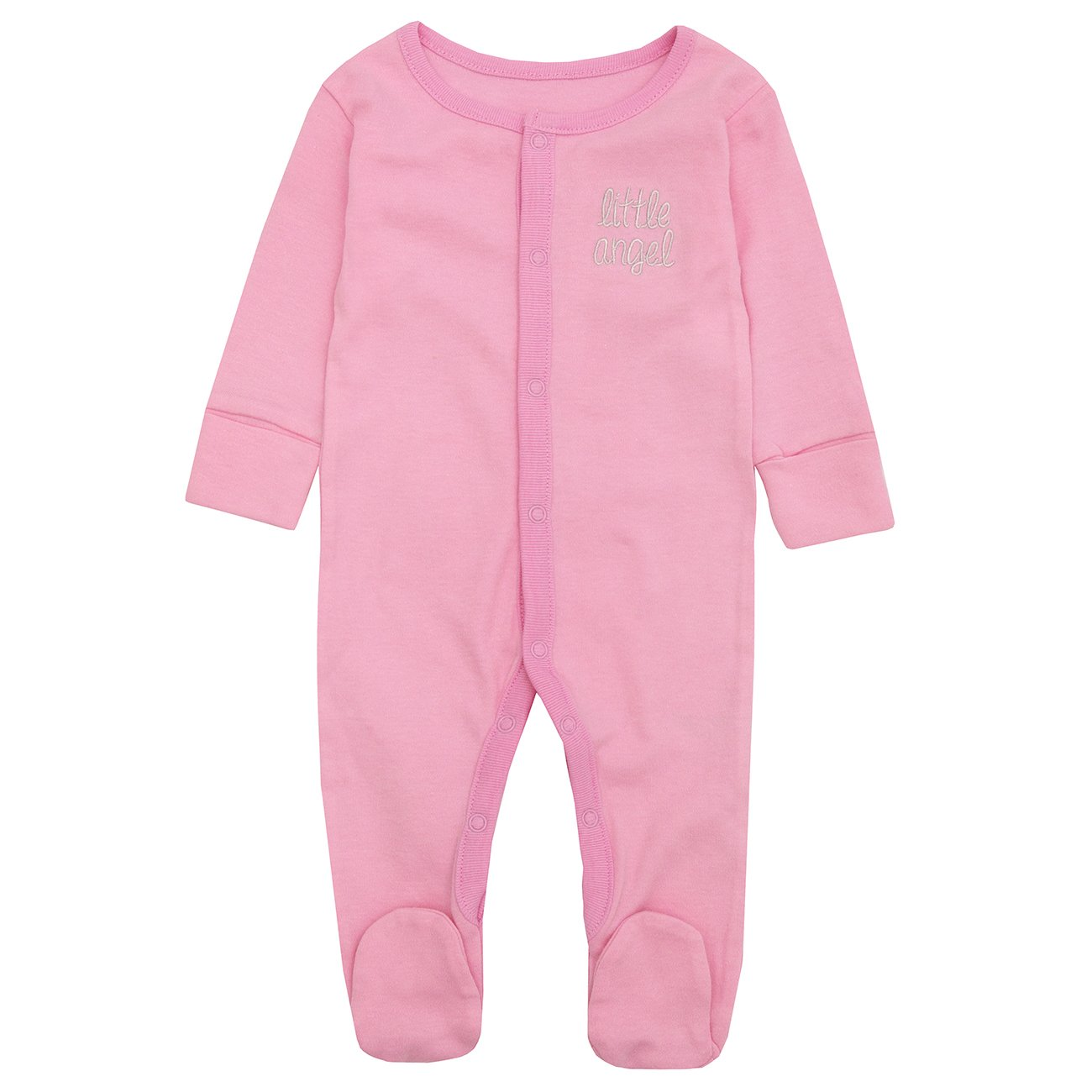 BABY TOWN BabyTown Babies Little Angel Sleepsuit Baum Trading