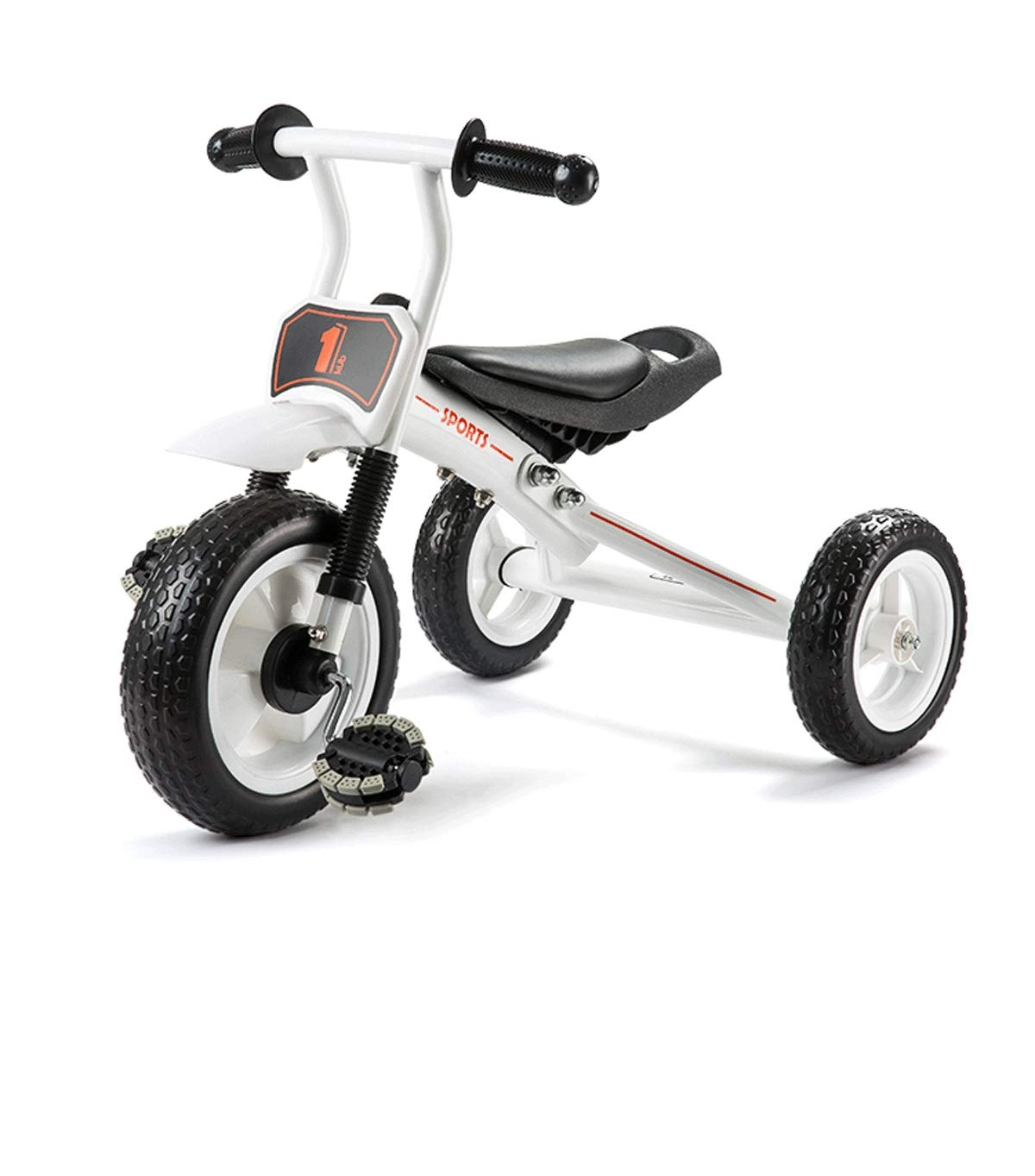 Children's Tricycle Bicycle Baby Car Baby Carriage Light Child Bicycle Young Child Bicycle