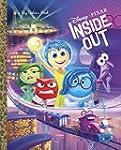 Inside Out Big Golden Book (Disney/Pi...