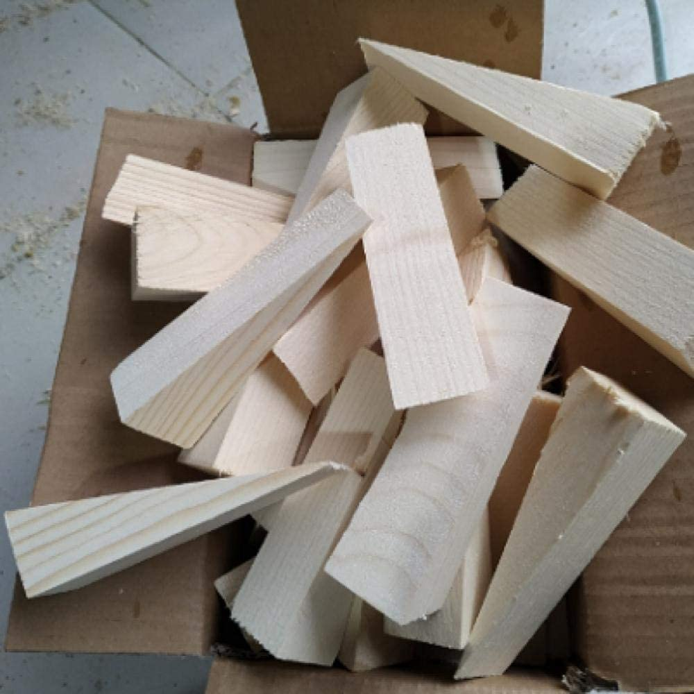 Ever Holz Angelknopf Korkkn/öpfe Langlebiger Holz Korkgriff Kn/öpfe Ersatzteile f/ür Baitcaster//Daiwa//Spinning Angelrolle