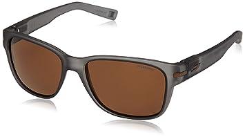 Julbo Carmel Gafas de Sol polarizadas Hombre, Hombre, Color Noir Translucide Mat, tamaño