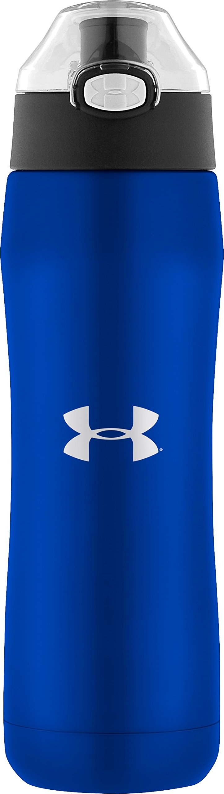 Under Armour Beyond 18 Ounce Stainless Steel Water Bottle, Royal Blue