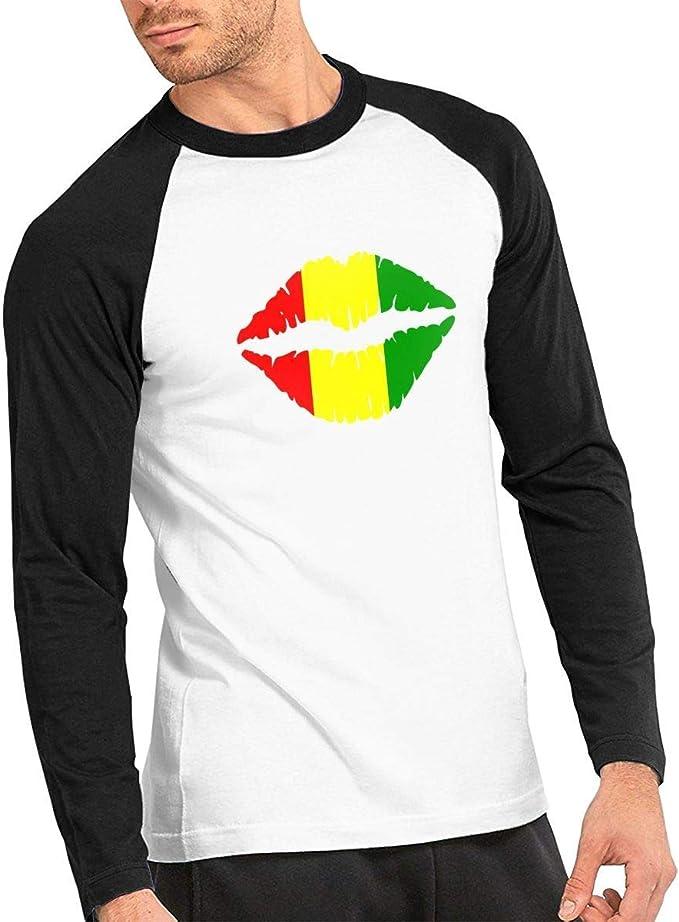 Baostic Camisetas y Tops Hombre Polos y Camisas, Reggae ...