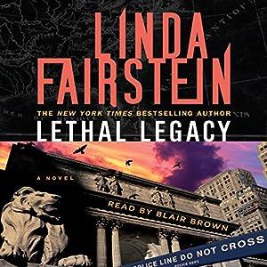 Lethal Legacy Audiobook