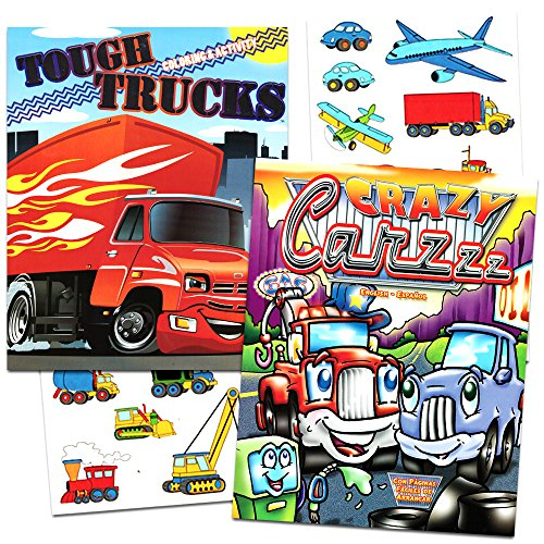 Cars Trucks Coloring Books Construction product image