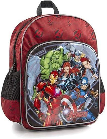 Avengers Marvel Kids School Bag