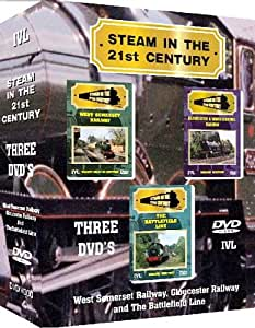 Steam in the 21st Century [Box Set] [Import anglais]