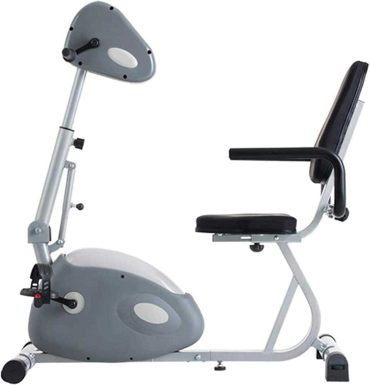 CCLLA Bicicleta de rehabilitación eléctrica Fisioterapia para el hogar Fitness Mini Bicicleta, Entrenamiento hemipléjico de Carrera, Entrenador Cardiovascular Ideal de Ajuste de 10 velocidades*1